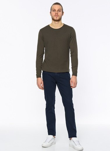 George Hogg Slim Fit Pantolon Lacivert